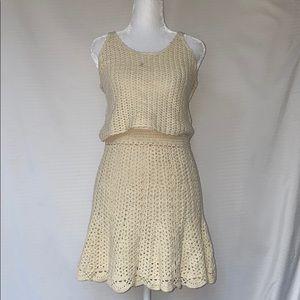 Crochet matching set